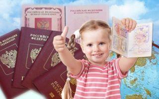 Загранпаспорт ребенку до 14 лет через мфц 2020: пошаговая инструкция