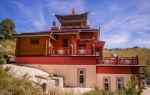 Буддийский монастырь гандан — сердце улан-батора