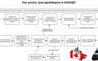 Работа в канаде для русских в 2020 году: вакансии