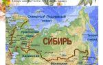 Сибирь: плюсы и минусы работы
