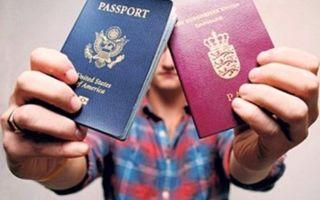 Как получить гражданство дании в 2020 году: способы и процедура