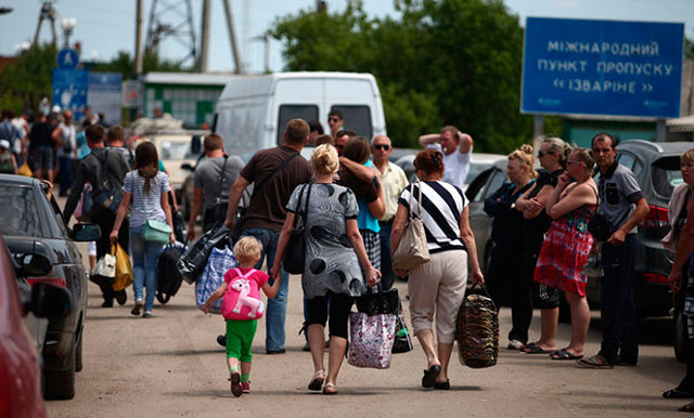 Украинские беженцы в России: как оформить в 2020 году