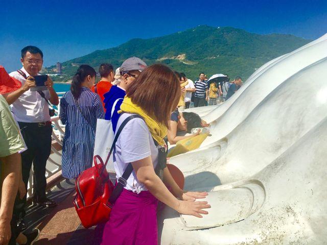Правила поведения для туристов на острове Хайнань