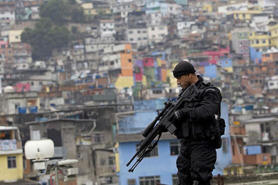 5 самых опасных стран мира