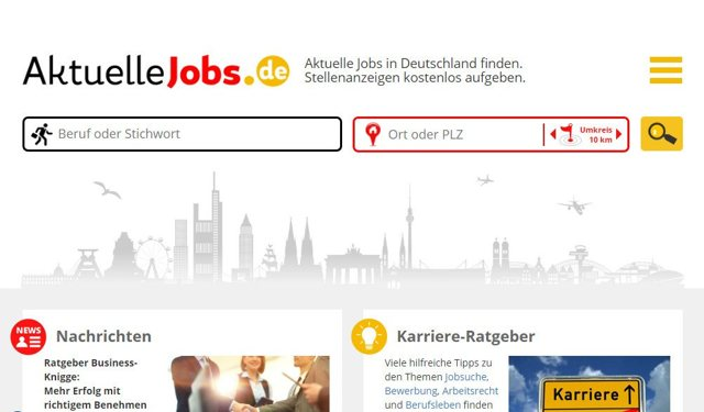 Работа в Германии в 2020 году: способы поиска
