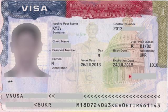 Виза в США (Америку) для россиян в 2020 году: самостоятельное оформление