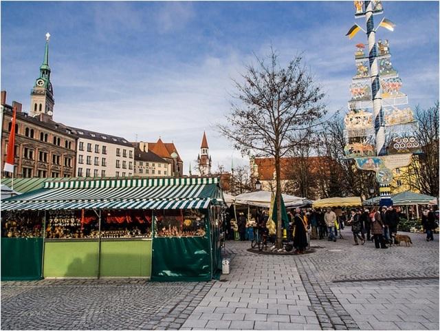 Гуляем по Мюнхену (5 главных достопримечательностей)
