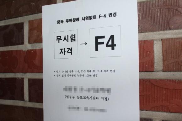Виза f4 в Южную Корею для этнических корейцев: как получить самостоятельно, порядок заполнения анкеты