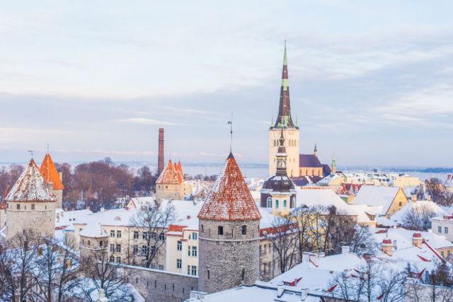 Средняя зарплата в Эстонии по профессиям в 2020 году
