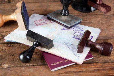 Временная регистрация для иностранных граждан по месту пребывания: образцы и бланки
