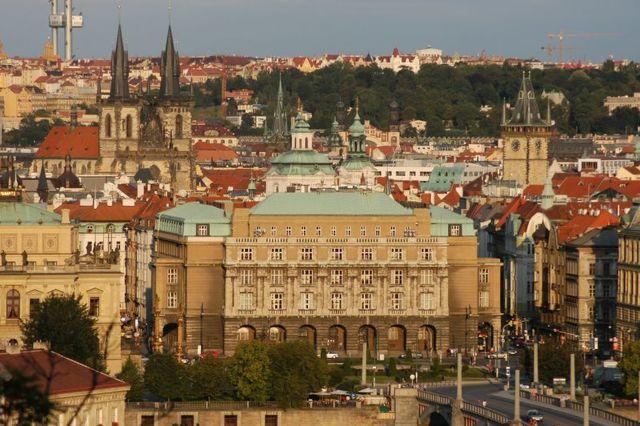 Средняя зарплата в Чехии по профессиям в 2020 году