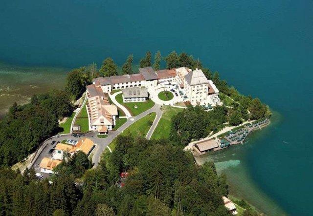8 самых странных отелей в Австрии