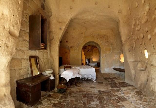 10 необычных отелей в Италии