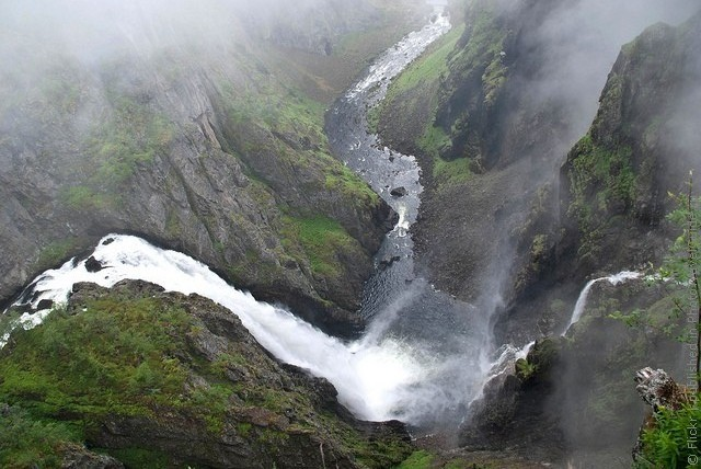 ТОП-9 водопадов Норвегии (+ фотоподборка)