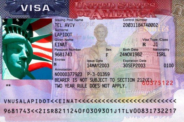 Транзитная виза в США для россиян в 2020 году: самостоятельное заполнение