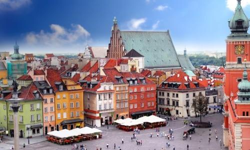Работа в Польше: вакансии от работодателей для русских