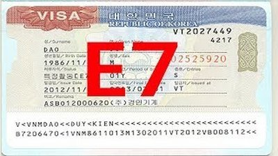 Рабочая виза в Южную Корею для россиян в 2020 году: самостоятельное оформление через интернет
