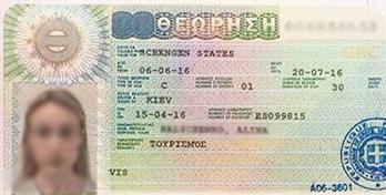 Виза в Грецию для россиян в 2020 году: самостоятельное оформление