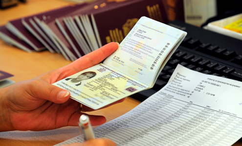 Виза в Испанию для россиян в 2020 году: образец оформления