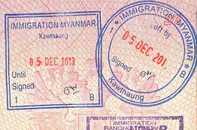 Виза в Мьянму для россиян в 2020 году: самостоятельное оформление