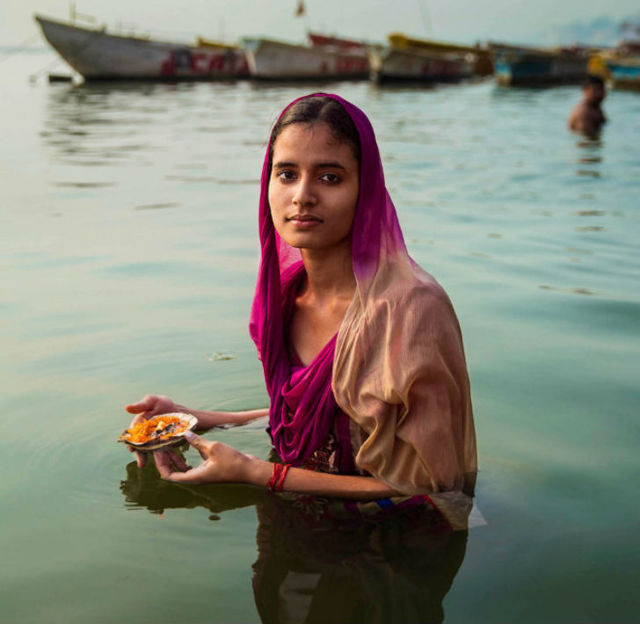 Что значит красота по-индийски (3 секрета азиатских женщин)