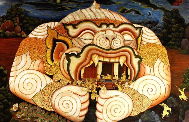 Традиции питания в Таиланде