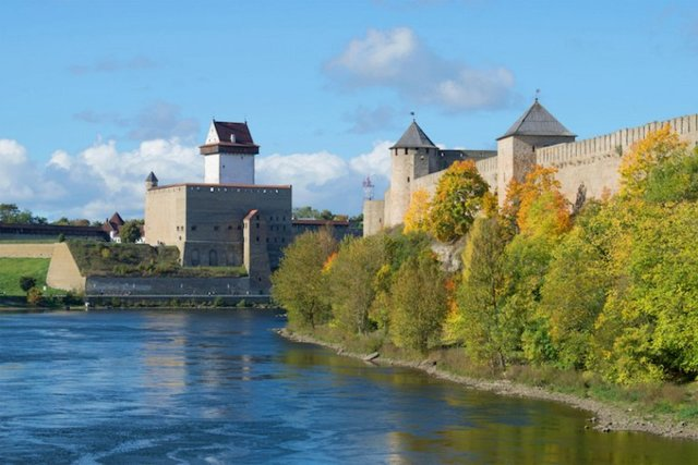 ТОП-10 главных достопримечательностей Эстонии