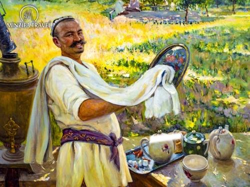 Как в Узбекистане принимают гостей (3 факта о традициях)