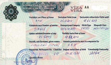 Нужен ли загранпаспорт в Азербайджан 2020: условия въезда и регистрация