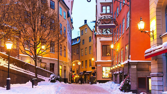 Как русским живется в Швеции