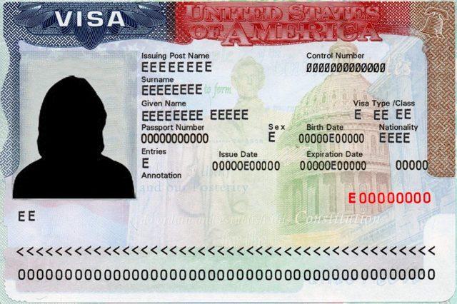Анкета и список документов на визу в США для россиян в 2020 году