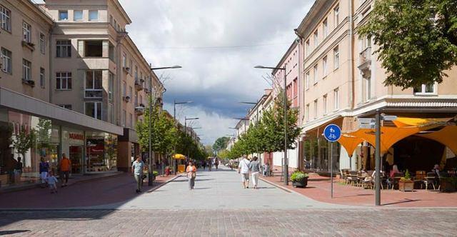 Средняя зарплата в Литве по профессиям в 2020 году